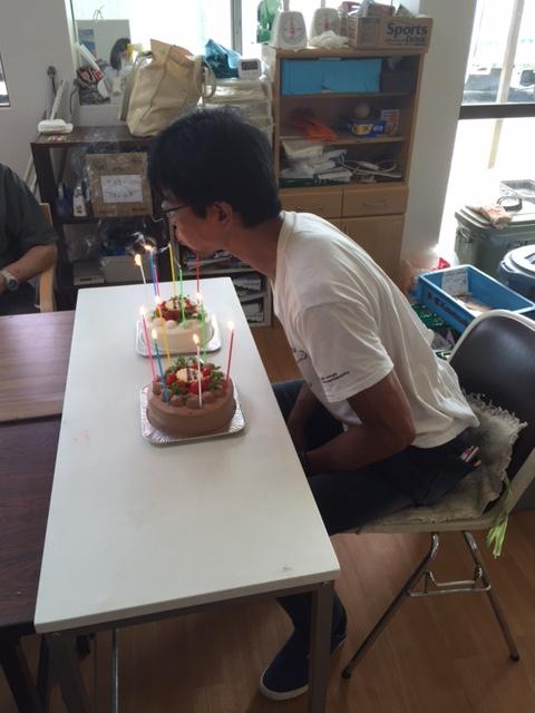 誕生日会3